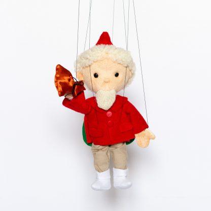 Unser Sandmännchen Sandmann Puppe aus dem ARD Fernsehen - liebevoll handgemachte Marionette kaufen