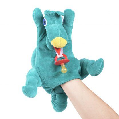Urmel aus dem Eis von der Augsburger Puppenkiste - liebevoll handgemachte Handpuppe kaufen