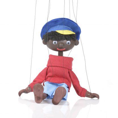 Jim Knopf von der Augsburger Puppenkiste - liebevoll handgemachte Marionette kaufen