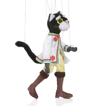Kater Mikesch von der Augsburger Puppenkiste - liebevoll handgemachte Marionette kaufen