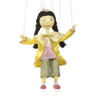 Prinzessin Li Si von der Augsburger Puppenkiste - liebevoll handgemachte Marionette kaufen