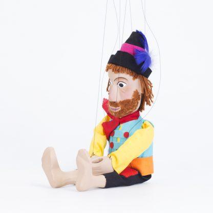 Räuber Hotzenplotz von der Augsburger Puppenkiste - liebevoll handgemachte Marionette kaufen